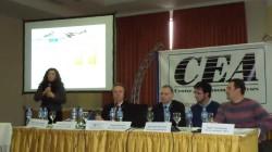 """Јавна дебата за """"Поддршка на застапувања базирани на факти за Буџетот на Република Македонија"""" и презентација на порталот www.mkbudget.org"""