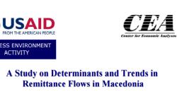 Детерминантите и трендовите на приватните трансфери во Македонија