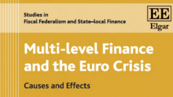 Излезе книгата Multy-level finance and the Euro crisis