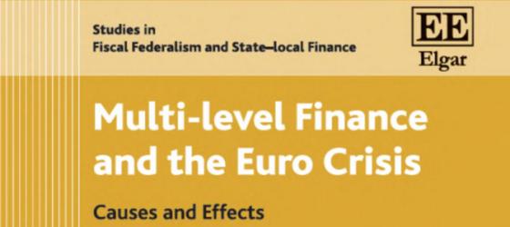 Излезе книгата Multy-level finance and the Euro crisis