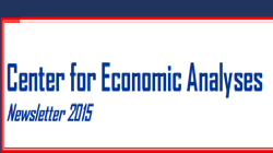 Center for Economic Analyses Newsletter 2015