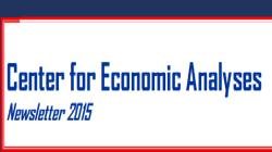 Center for Economic Analyses Newsletter 2015