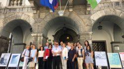 """Студиска посета на тема: """"Најдобри практики на државно финансирање за граѓанските организации во Словенија и Хрватска"""""""