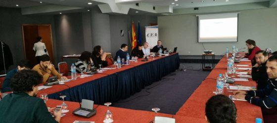 Конференција: Политики за претприемништво за надминување на другоста кај Ромите во РМ