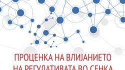 Анкета за перцепциите на граѓаните за процесот на проценка на влијание на регулативата во 2018