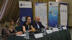"""Прва конференција од проектот """"ПВР во сенка"""" Соопштение за јавност"""