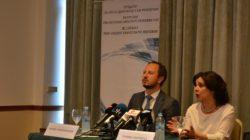 Презентација на дополнување на предлогот за итни демократски реформ