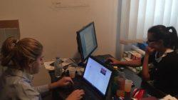 Втора Група на Практиканти во Рамките на Работниот клуб во ЦЕА