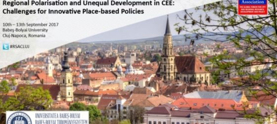 Regional Polarisation and Unequal Development in CEE: Challenges for Innovative Place-based Policies