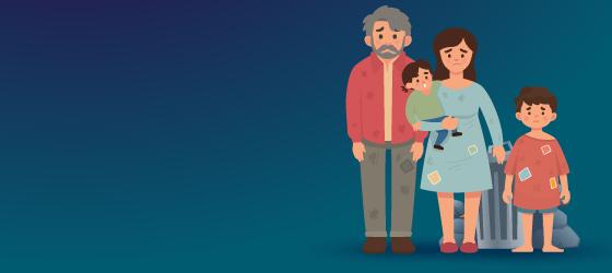 КОВИД – 19: ЦЕА и ОЗ Визија се вклучуваат во акцијата за поддршка на социјално загрозените семејства од Кавадарци