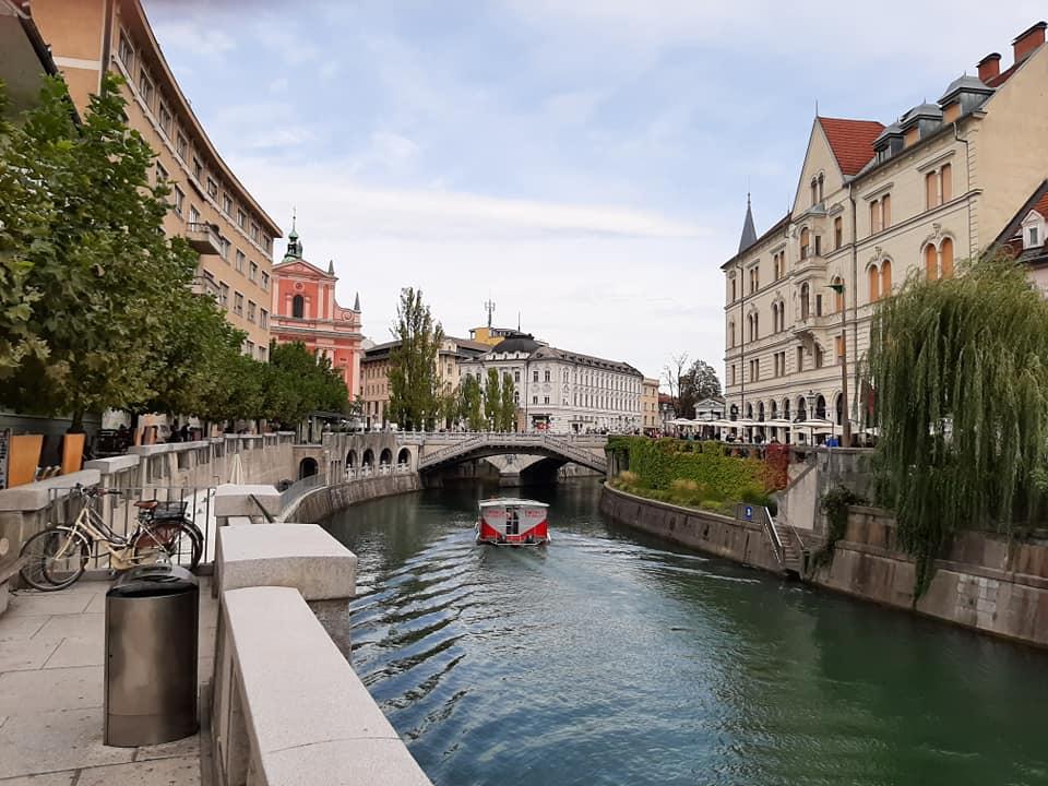 Студиска посета за Проценка на влијанието на регулативата во Љубљана, Словенија