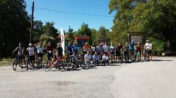Promotion of the biking trail Brajcino in Resen