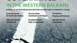 Journal of Western Balkan Network on Territorial Governance (TG-WeB)