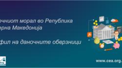 Профил на даночните обврзници – Даночниот морал во Република Северна Македонија