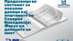 Challenges in the Local Tax System in the Municipalities of North Macedonia: Focus on Property Tax
