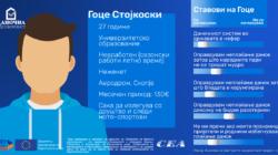 Виртуелен карактер 3: Ставови за даночниот морал и даночната одговорност