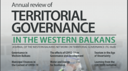 The second edition of the Annual Review of Territorial Governance in the Western Balkans is available