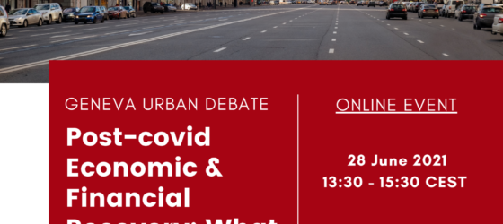 CEA participated in the Geneva Urban Debate event